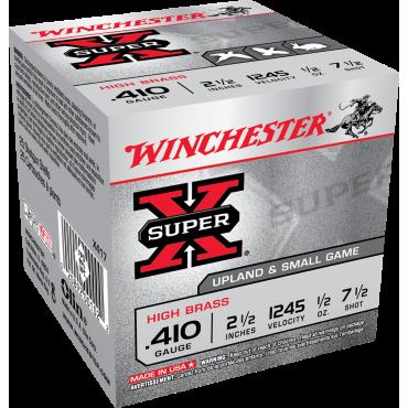 Cartucho Winchester 410 Nº7.5 Super X - CX417