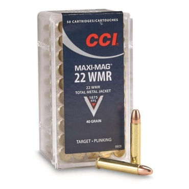 CCI Maxi-Mag .22 WMR