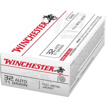 Winchester 7.65mm/32 Auto 71gr